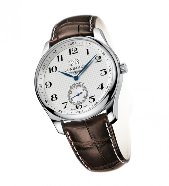 This fake Longines represents the claasic and elegance. With suitable size and delicate appearance, that just leaves people a good impression.