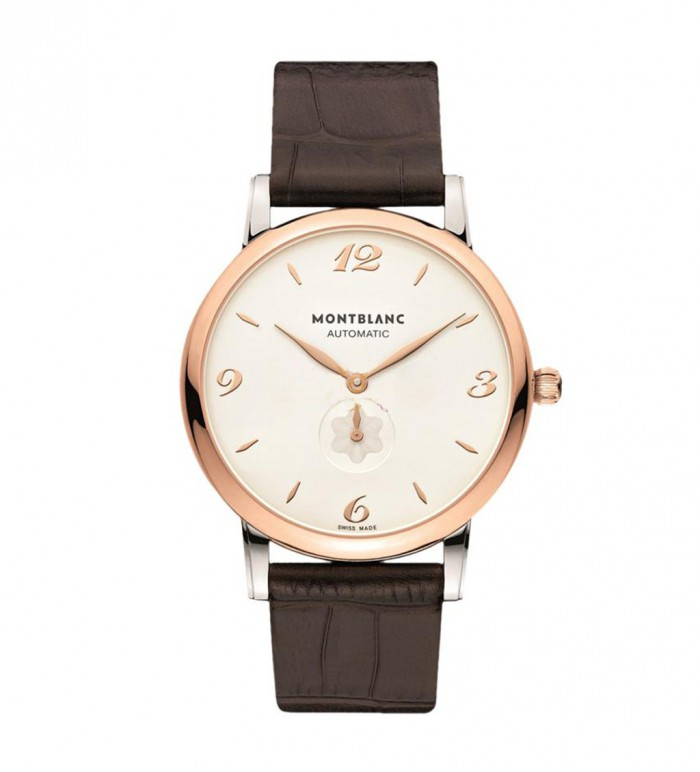 With the praised for the tradition and the persuit for the excellent watchmaking technology, this fake Montblanc watch always can show you surprise.