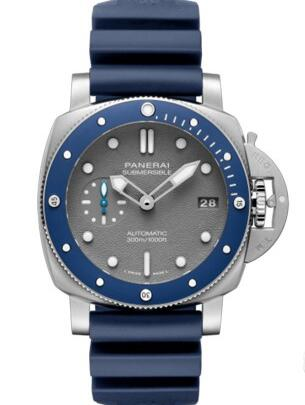 The new Panerai Submersible is not as strong as old version.