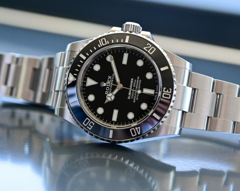 The new Swiss fake Rolex Submariner is good choice for modern men.